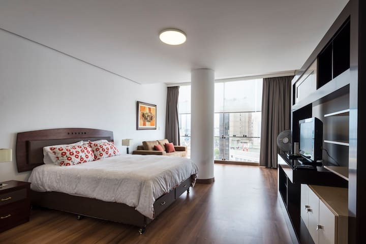 Kennedy Park Miraflores Apartment