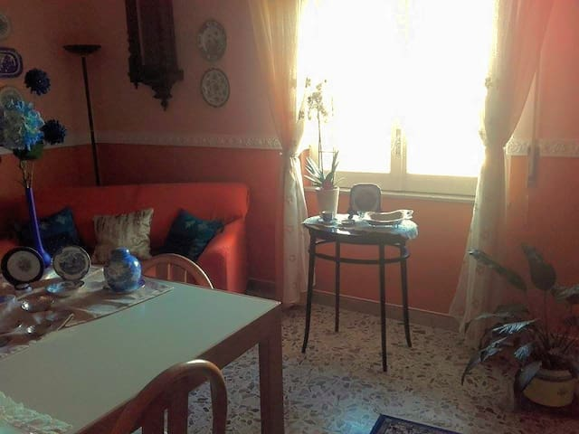Room with view near beach and city center - Catania - Departamento