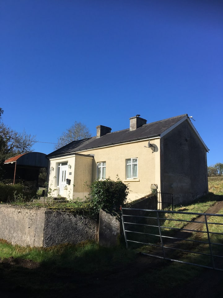 Country cottage living in beautiful Leitrim