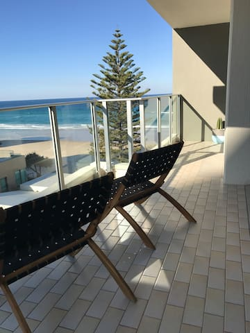 Value for $$ beachside apartment 2Br Wifi +pool