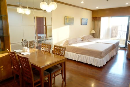 3BR 90sqm. The Best, Cheapest, Clean, Convenient - Bangkok - Appartement