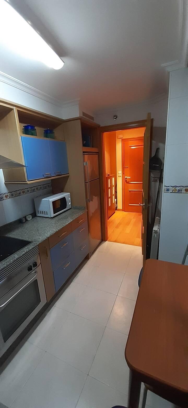 Apartamento ideal para el DESCANSO Y PLAYA.