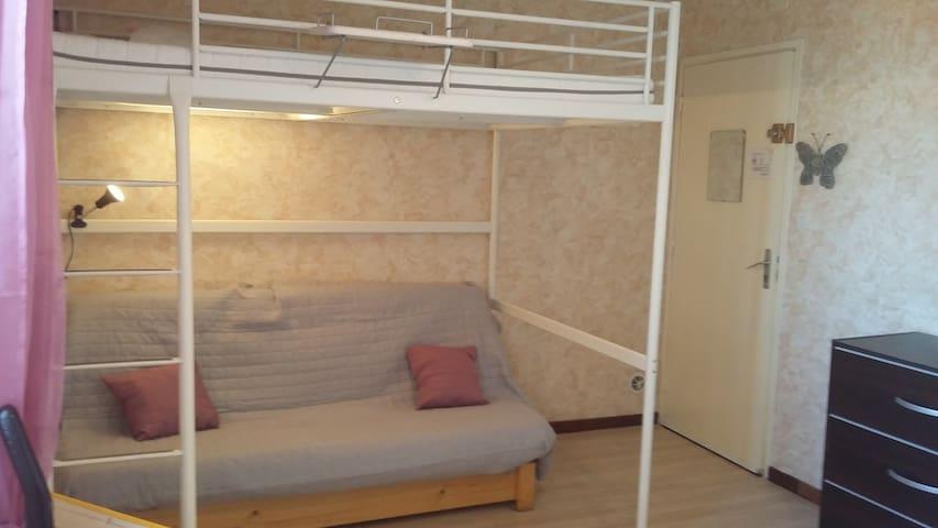 LES ALPAGES FRONT DE NEIGE - Ancelle - Apartamento