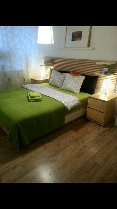 bedroom/ sypialnia