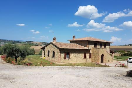 Casale Bell'Aria - Castiglione del Lago