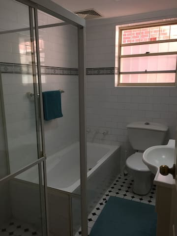 Large apartment, centrally located