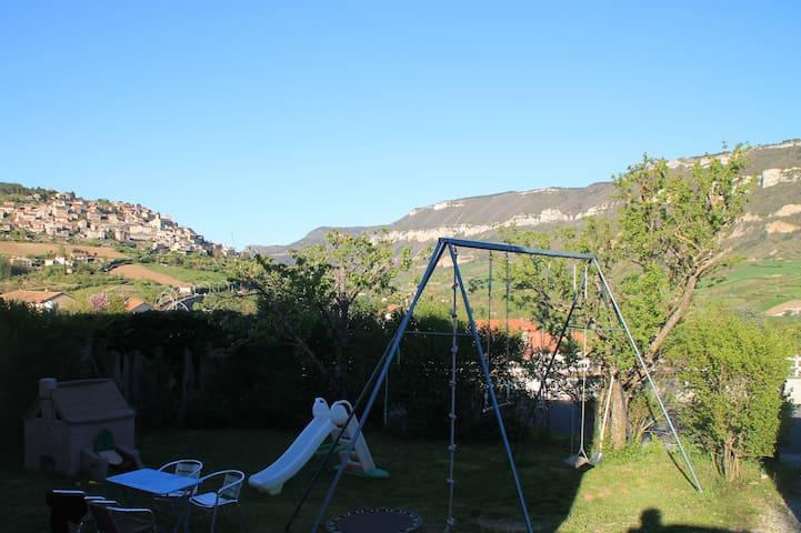 Aguessac : maison aux portes des gorges du Tarn - Aguessac - Huis