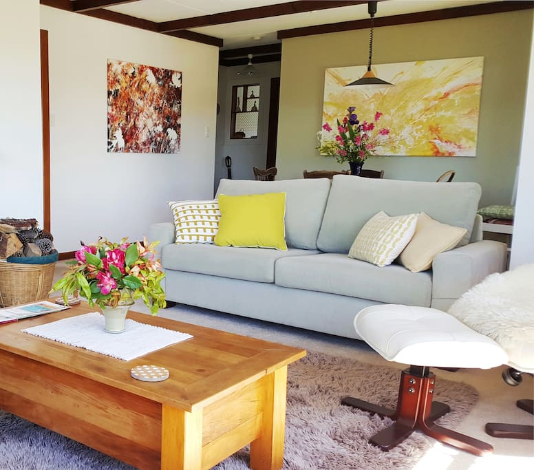 Spacoius open plan living room
