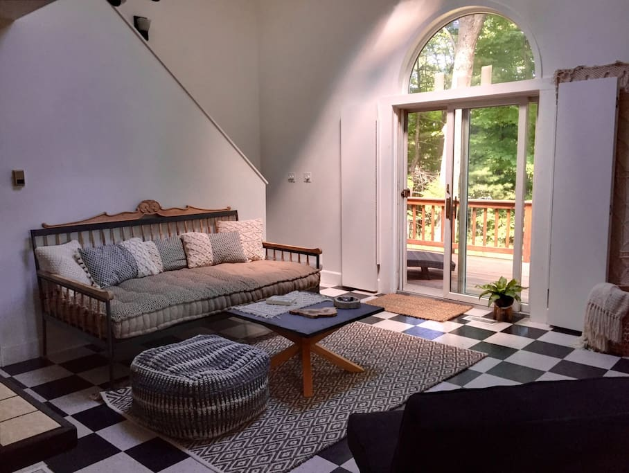 Living room - daybed/couch