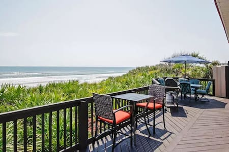 Magnificent 3BR Flagler Beach House - Flagler Beach