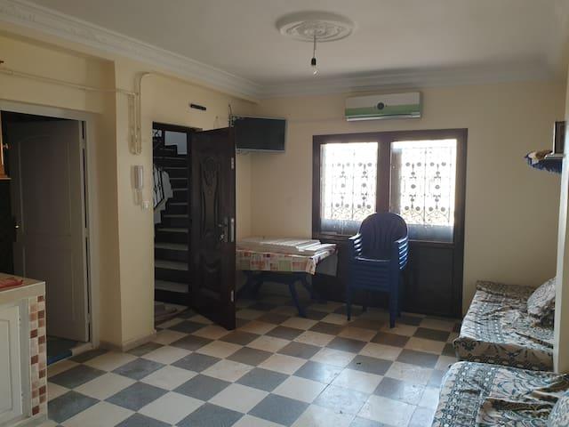 Appartement porsail marsa ben Mehdi