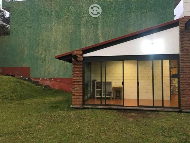 Casa segura en la Ciudad de México - Ciudad de México - Apto. en complejo residencial