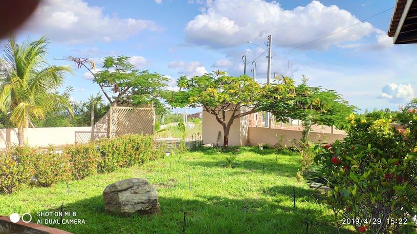 Anexo da casa de Campo - 2/4 com piscina