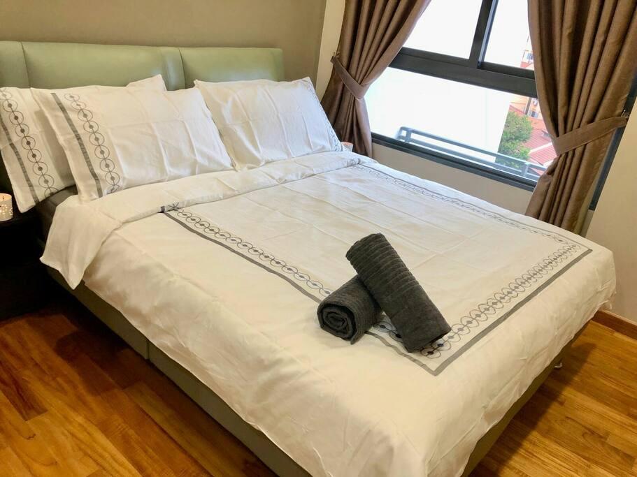 Main bedroom 主卧