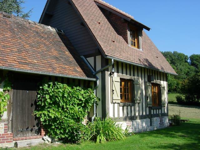 Maison de charme très calme dans grand parc - Grangues - Hus