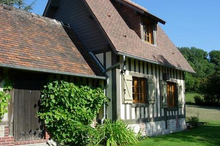 Maison de charme très calme dans grand parc - Grangues