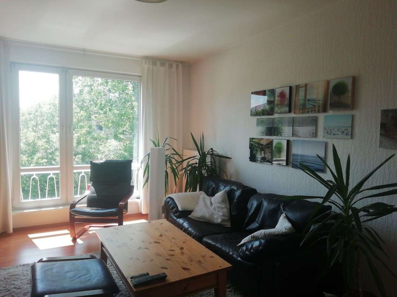Living Room / Wohnhzimmer