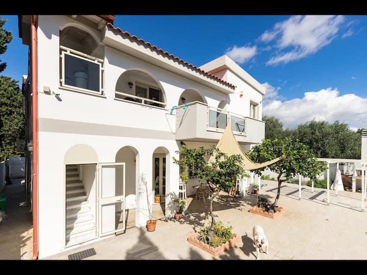 Villa Rosa Bianca