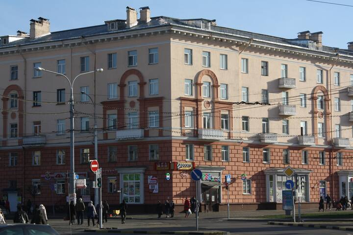 Апартаменты в центре