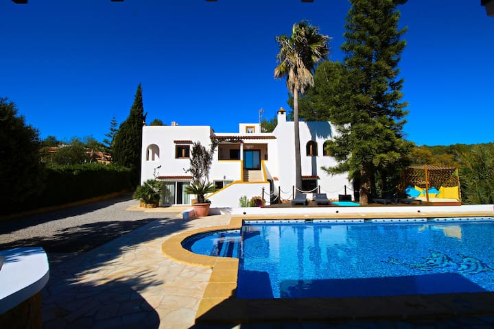Ca n'Estrella Ibiza - 2 Houses in 1!