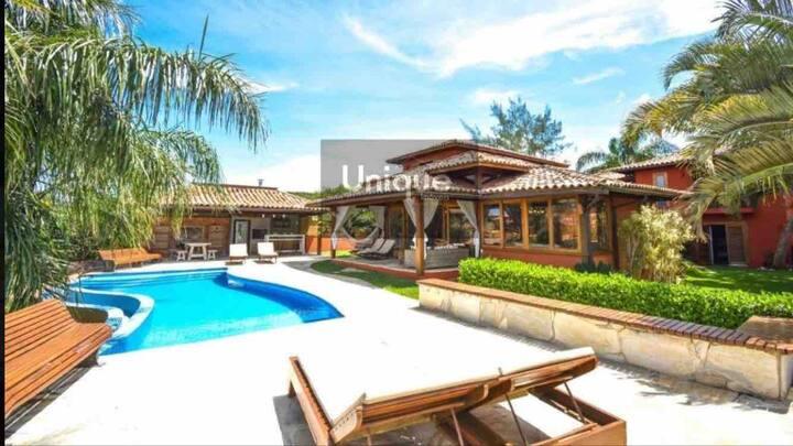 Luxueuse maison de vacance 500 m2.