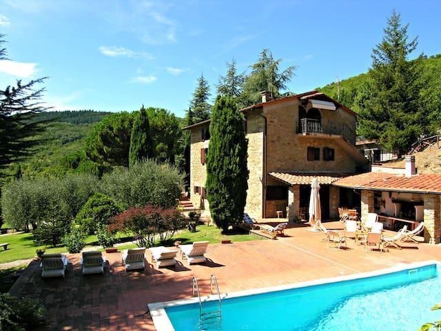 Villa Mangona - Barberino di Mugello