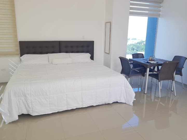 Hermosa Suite en Playa Almendro - Tonsupa