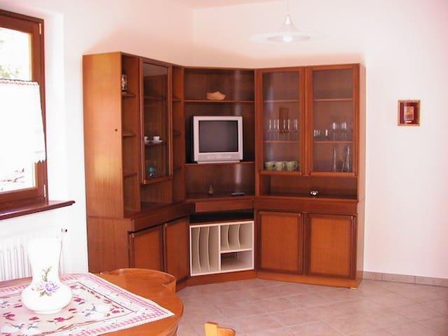 BILOCALE AMMOBILIATO PARI AL NUOVO - SAN MARCELLO PISTOIESE - Appartement