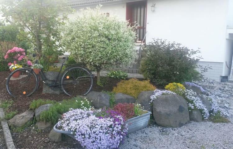 Im Herzen des Westerwald - Gemünden - Wohnung