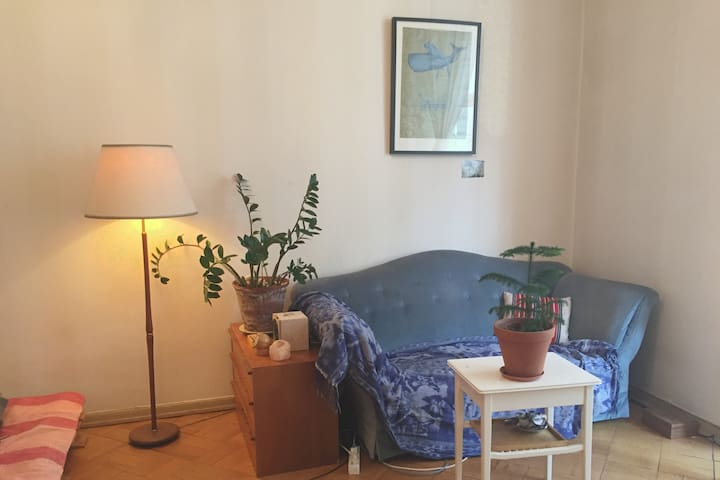Private room in a shared flat in the <3 of HKI