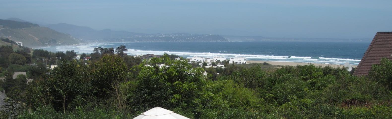 Best location and view at Cachagua Beach - Cachagua - Pis