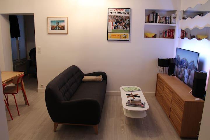 Saint Lazare Lovely appartment - Paris - Apartment