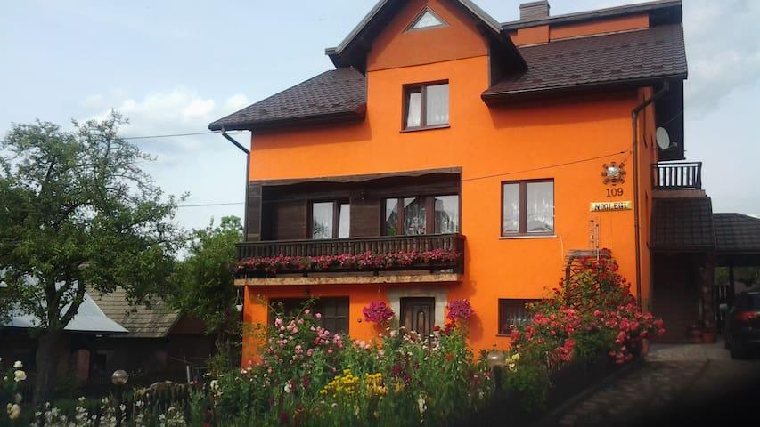 Agroturystyka Korbielów - Korbielów - Casa