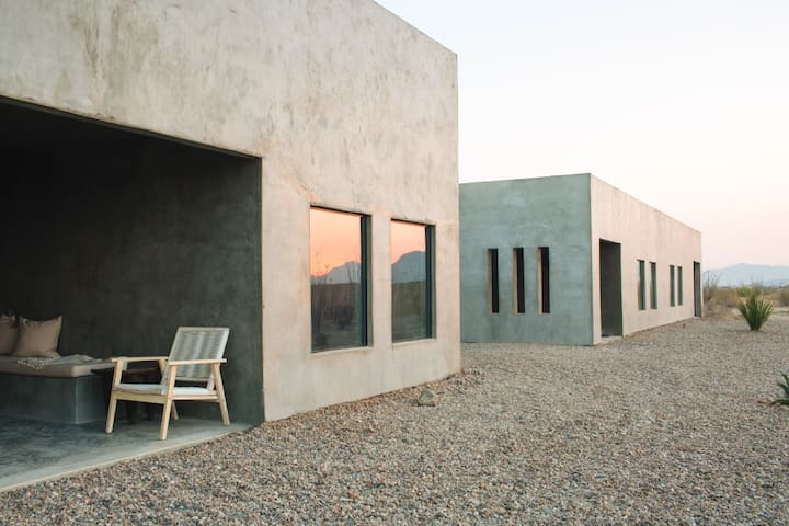Willow House No. 1- Terlingua | Big Bend NP