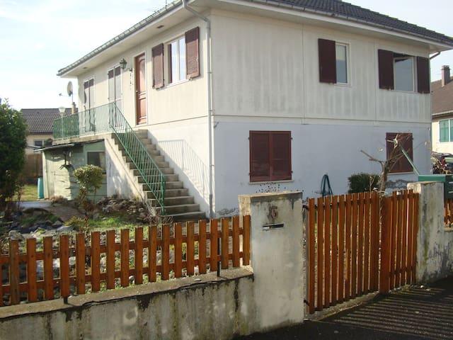 logement au calme - Chalampé - Huis