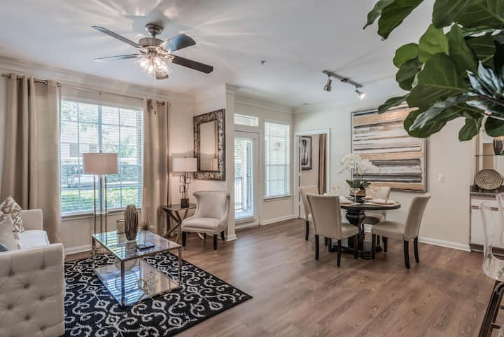 Stay as long as you want | 3BR in Stafford