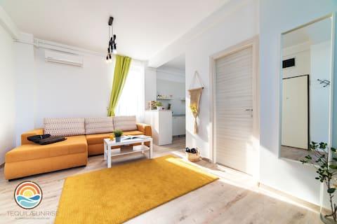 Apartament Tequila Sunrise - cu terasa