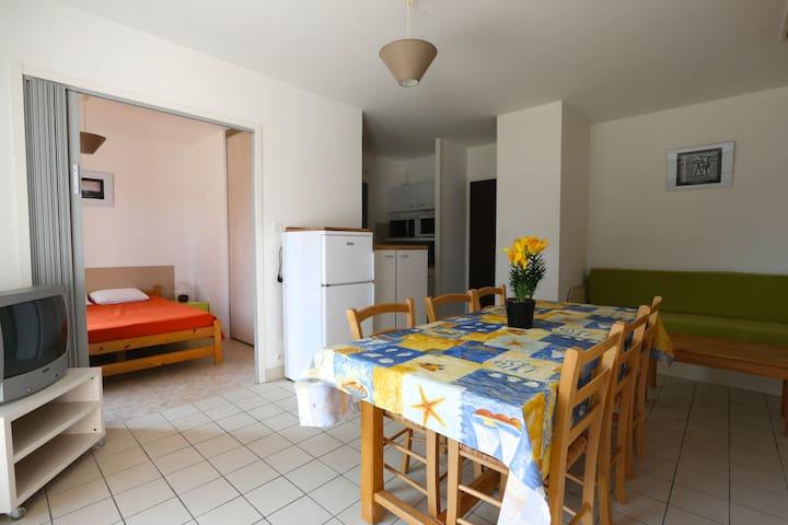 Appartement T4 Duplex - Bretignolles-sur-Mer - Wohnung