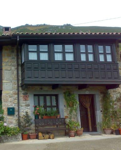 Casa de Aldea en Parque Natural de Redes - Villamorey - Dom