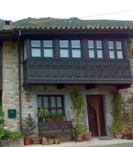 Casa de Aldea en Parque Natural de Redes - Villamorey - Hus
