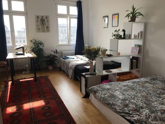 Spacious room in the heart of Friedrichshain