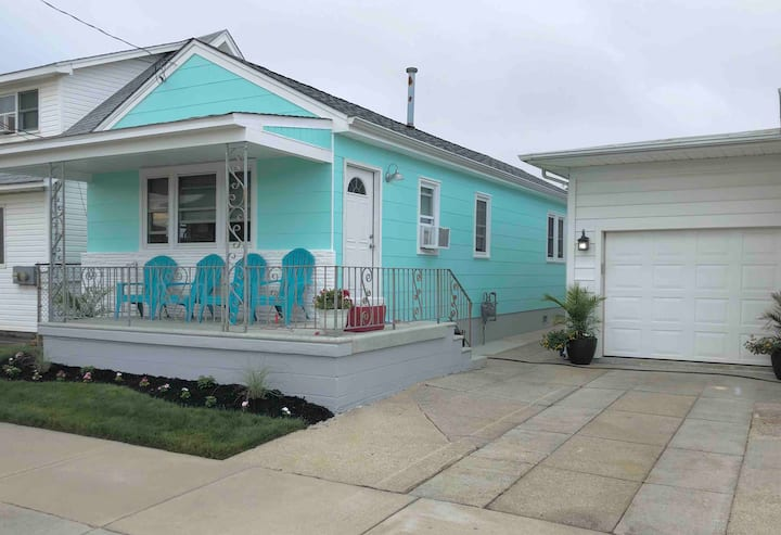 Cozy 2 Bedroom, 1 Bath North Wildwood Single
