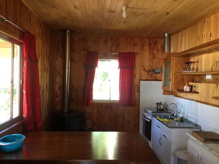 Cabaña para 5 personas en Huilo Huilo