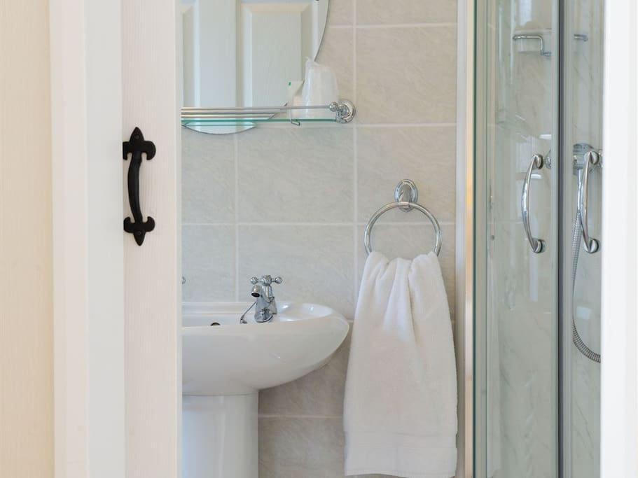 Room 5 Standard Double Ensuite Shower and Toilet
