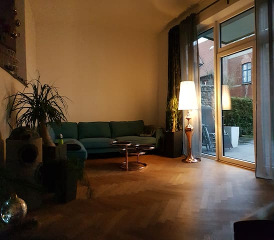 Kiez Suite Home Central HH /Hafen/Schanze/Messe