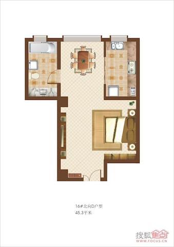 单身公寓 - Weinan Shi - Διαμέρισμα