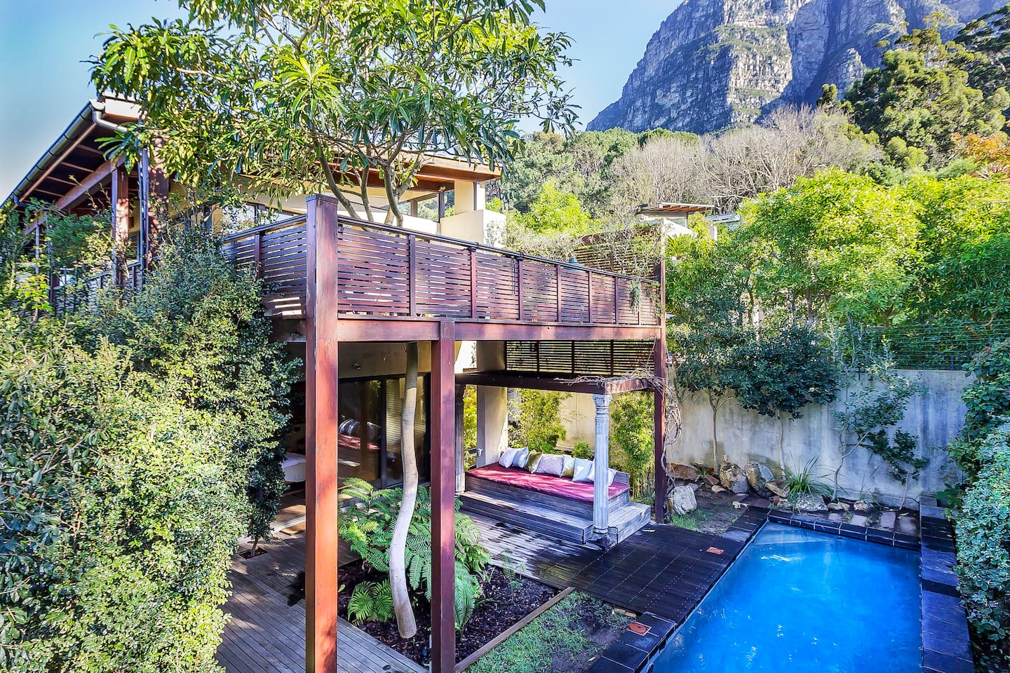 Your sanctuary on the edge of Table Mountain National Park, CAPE TOWN