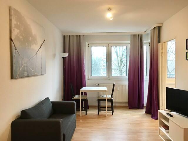 New apartment in Reinickendorf