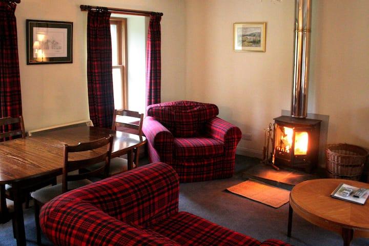Rowan Cottage, Fingask Castle, Rait Perthshire