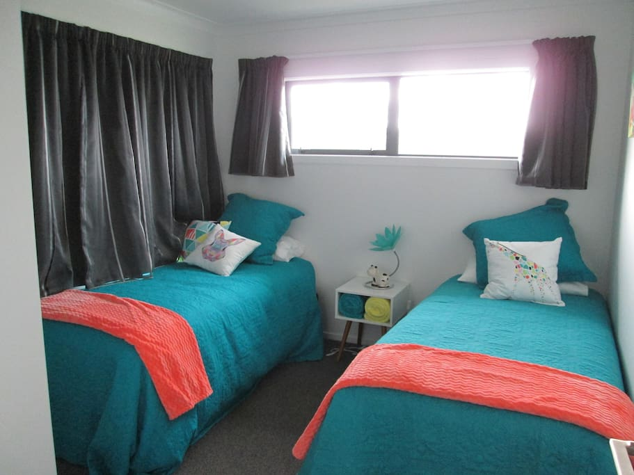 Double room, can be changed to king size bed